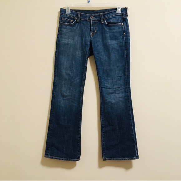 Citizens Of Humanity Denim - Citizens of Humanity Dita Petite Bootcut 28 Jeans